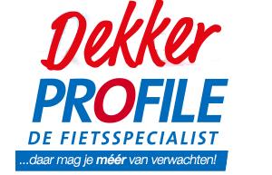 Dekker - Profile, de fietsspecialist